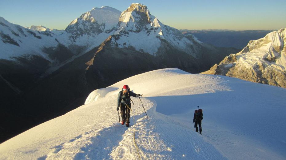 Pisco Expedition Project Cordillera Perú