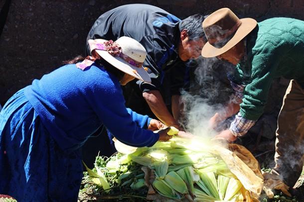 culture of peru