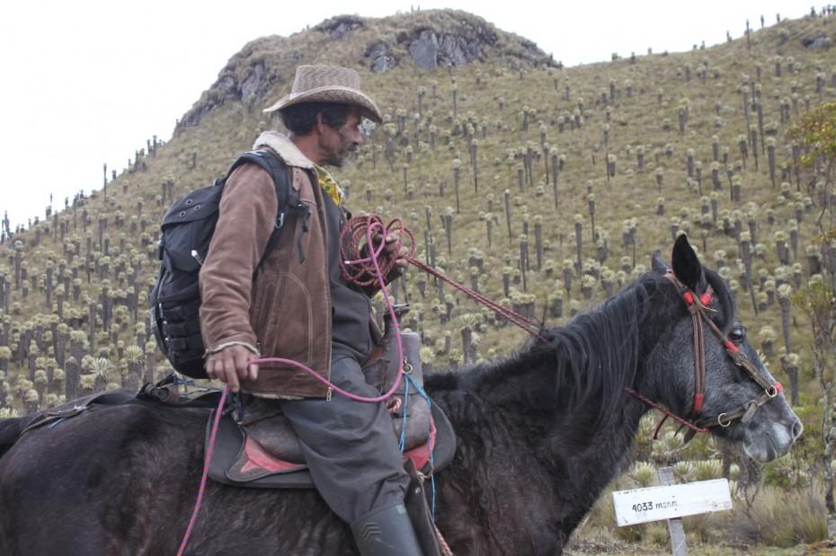 Project Cordillera 2017, Nevado del Tolima Colombia trek, hiking