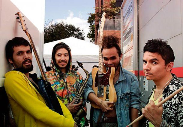 colombia music scene