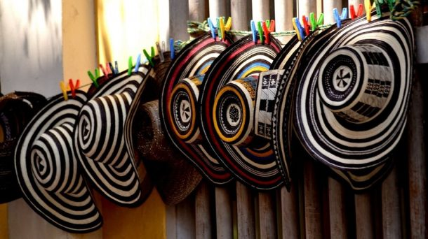 traditional hats in colombia