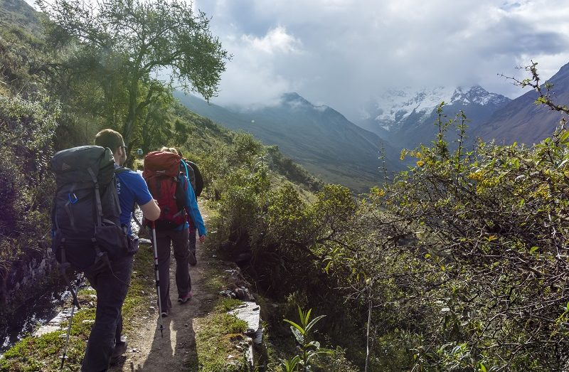 Project Cordillera Lares Trek Peru