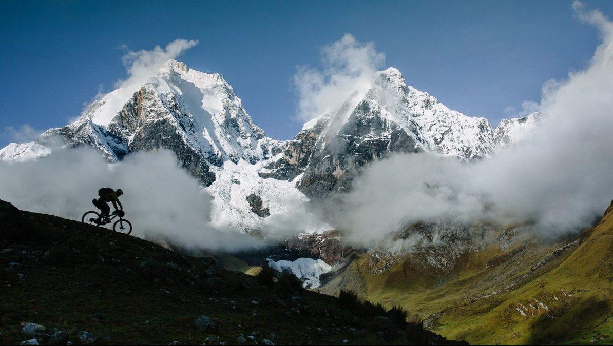 Mountain Biking Huayhuash