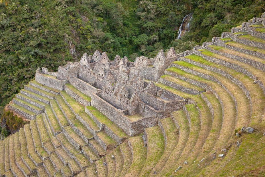 Project Cordillera Inca Trail Machu Picchu Peru