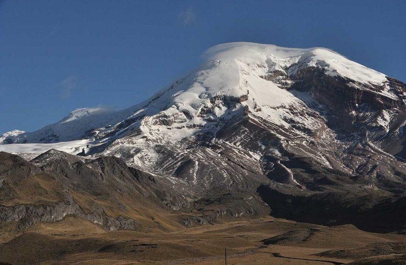 Project Cordillera Chimborazo Ecuador