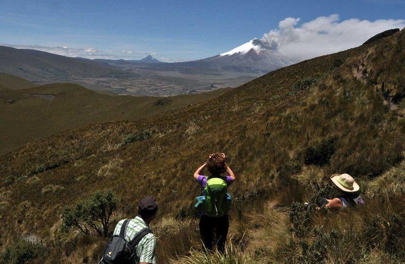 Project Cordillera Cotopaxi Trek Ecuador