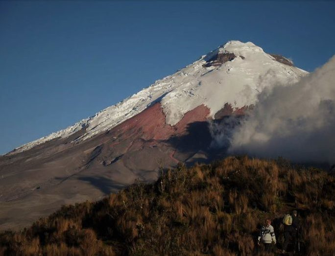 Project Cordillera Cotopaxi Ecuador