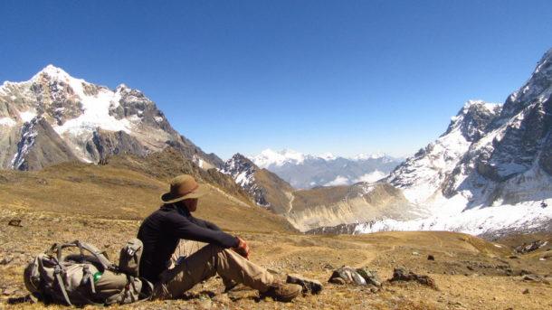 Ahobamba Trek to Machu Picchu Project Cordillera